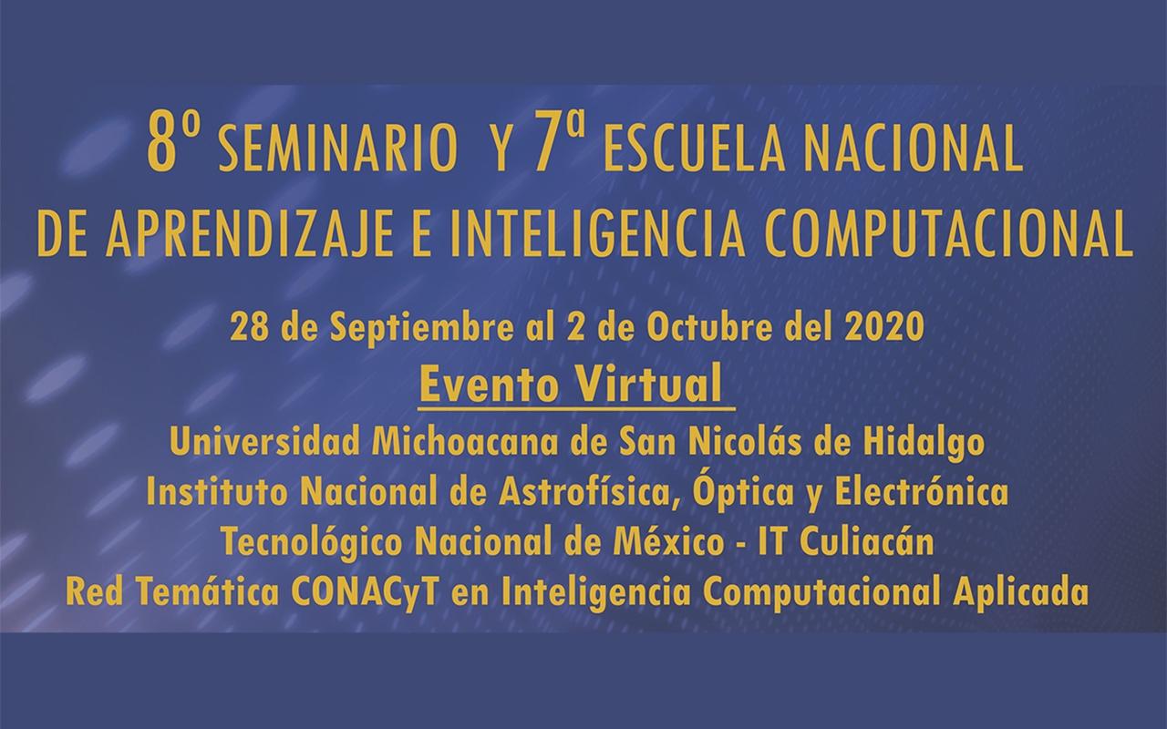 Participa en el SNAIC-ENAIC 2020, en modalidad virtual