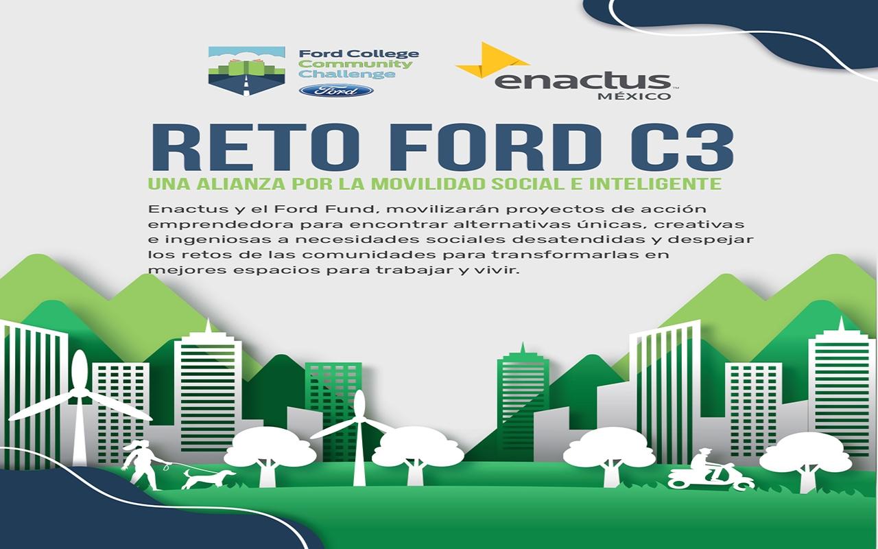 Convocatoria Reto Ford C3