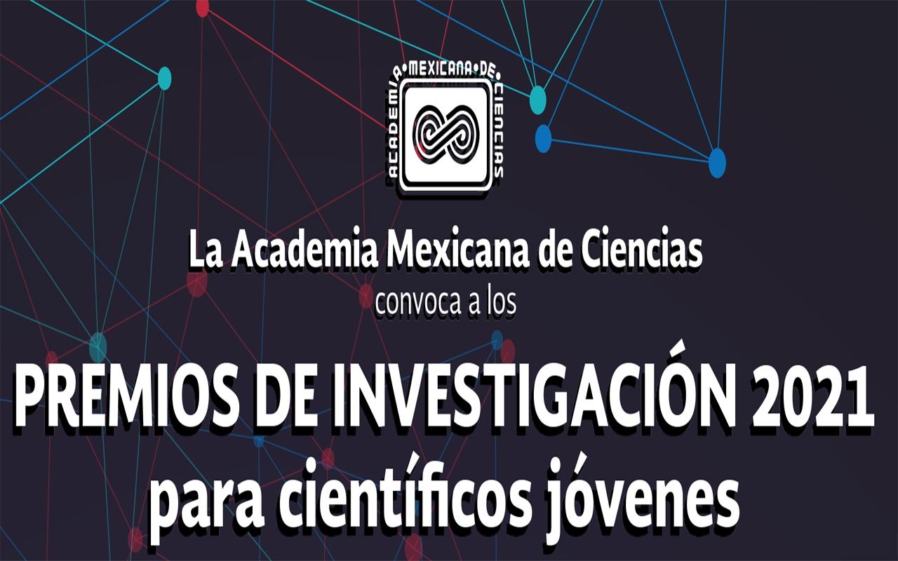 Convocatoria «Premios de Investigación 2021 para Científicos Jóvenes»