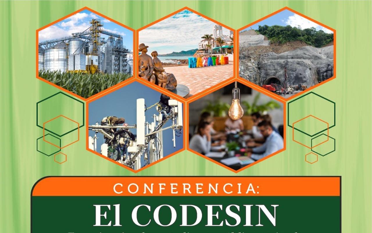 Participa en la conferencia «El Codesin, experiencias de una alianza público-privada»