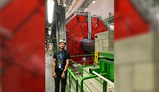 Participa científico del TecNM en proyecto nuclear en Francia